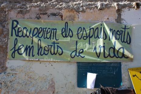 Hort de Vallcarca | font pròpia