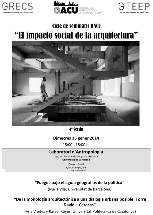 Seminari Arquitectura(4ªSessió). 15.1.14