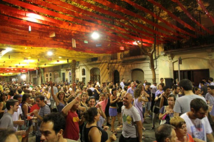 Festa Major de la Barceloneta - Foto: Arnau Molins